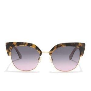 Kate Spade Clubmaster Sunglasses